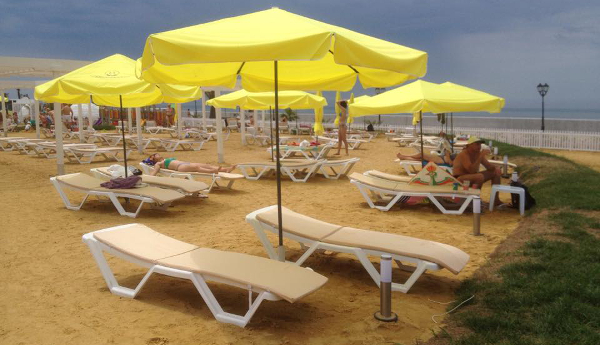 29aa Песчаный пляж в Сочи. Какой он?