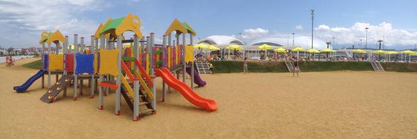 3 304 Песчаный пляж в Сочи. Какой он?