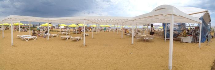 c1d3d6a8787c703bdb4bfd8f179d4581 Песчаный пляж в Сочи. Какой он?